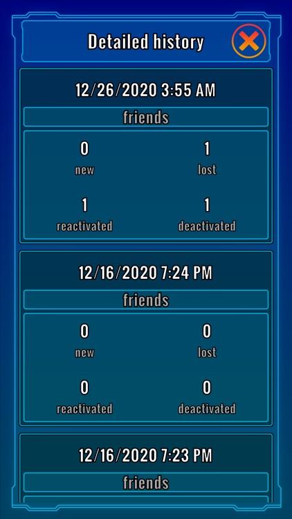 Profile Analyzer Pro screenshot-3