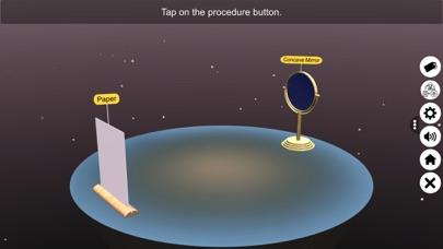 Concave mirror properties screenshot 2