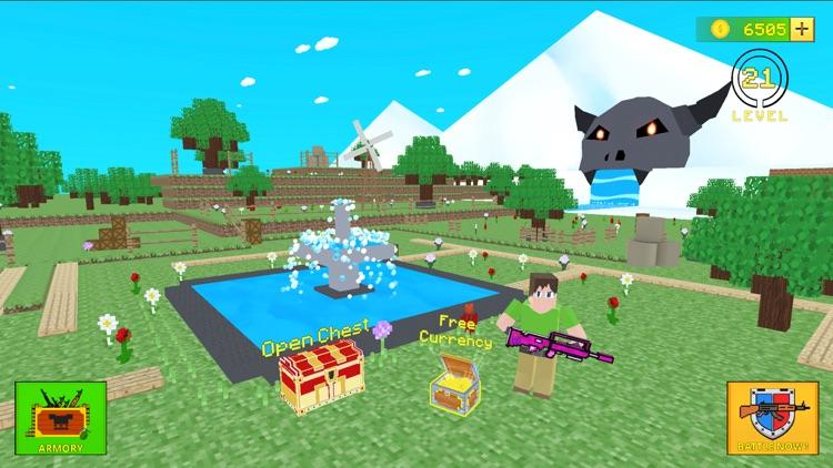World Craft Battle Royale screenshot-6