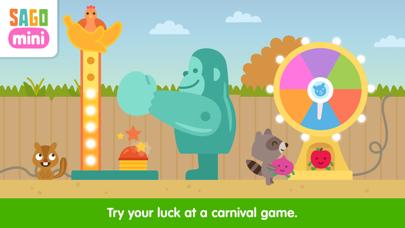 Sago Mini Fun Fair screenshot 2