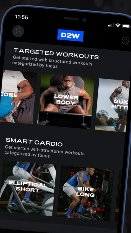 D2W Fitness by DeMarcus Ware