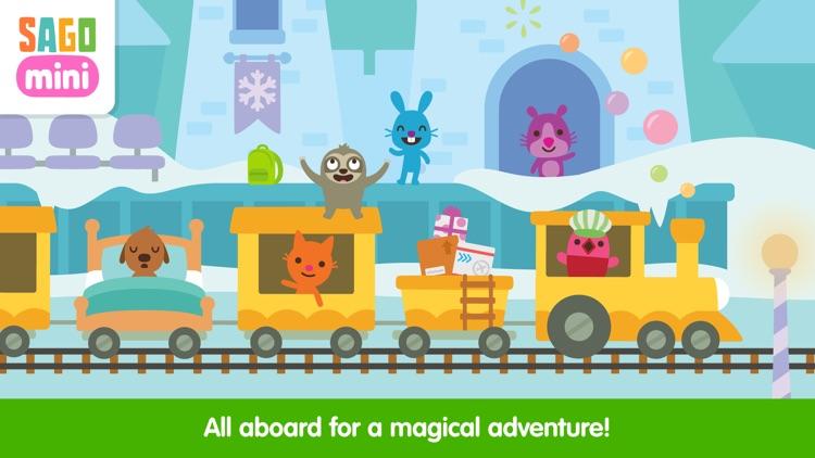 Sago Mini Train Adventure screenshot-5