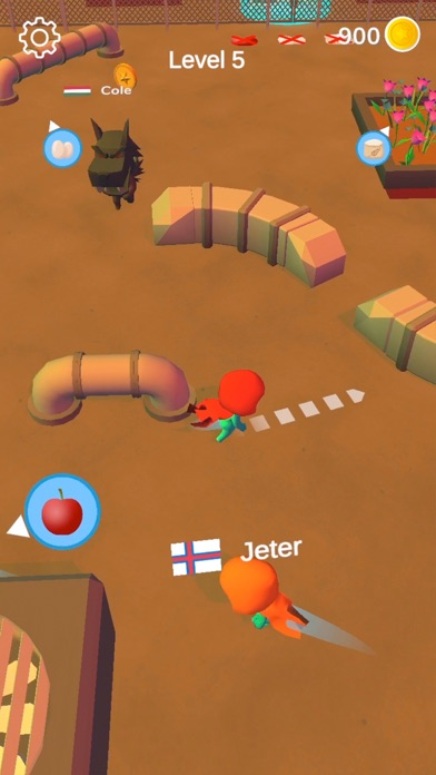Hiding Race 3Dのおすすめ画像3