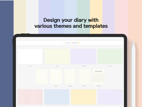 DDiary Pro - Handwritten Diary screenshot 13