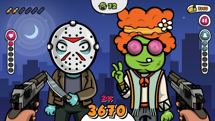 Guns & Zombies