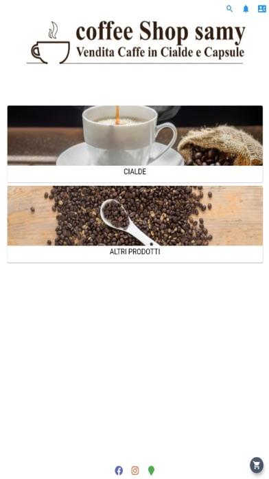 Coffee Shop Samy screenshot 1