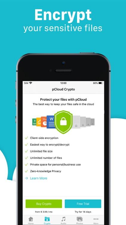 pCloud - Cloud Storage screenshot-6