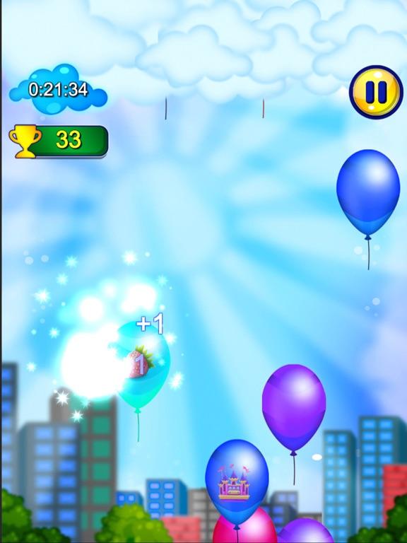 Balloon Sky Popping Game screenshot 6