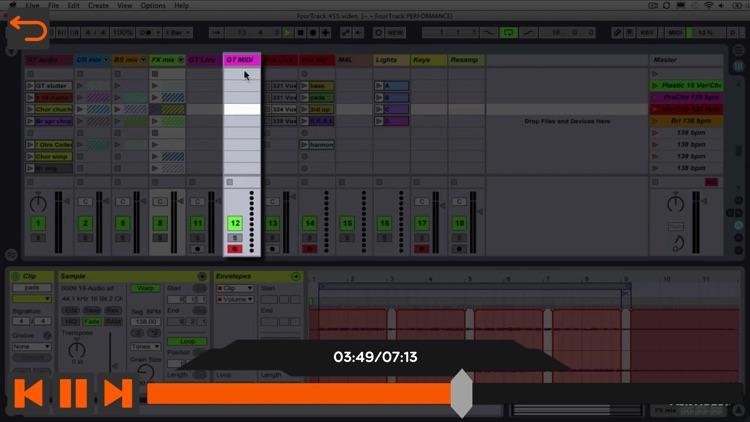 Sound Control Course for Live screenshot-4