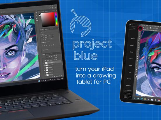 Project Blueのおすすめ画像1
