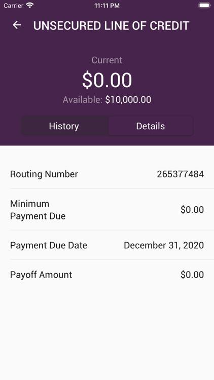 MECU Anywhere Mobile Banking screenshot-4