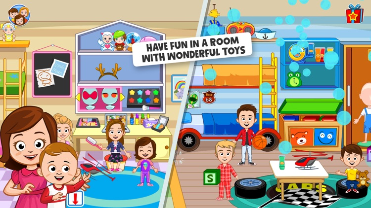 My Town - Play Doll Home Game screenshot-4