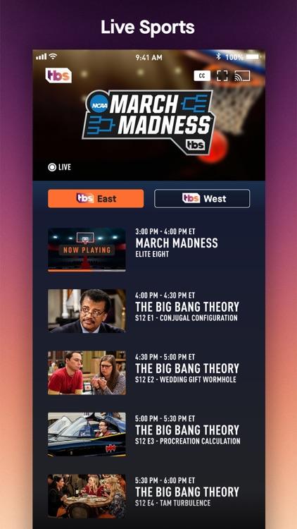 Watch TBS screenshot-3