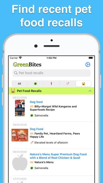 US Food Recalls screenshot-4
