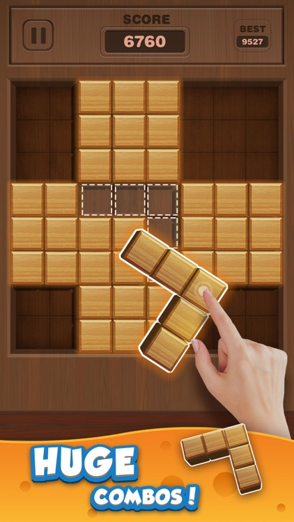 Wood Puzzle 3D screenshot-1