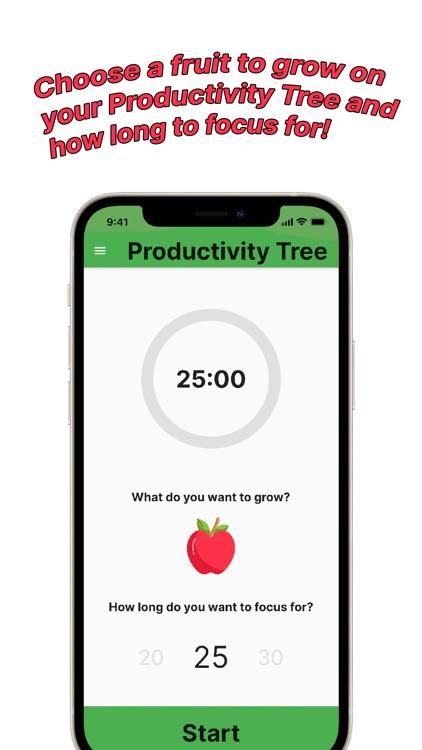 Productivity Tree