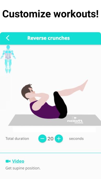 Lose Weight App for Men screenshot-4