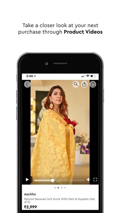 Nykaa Fashion - Shopping App screenshot-3