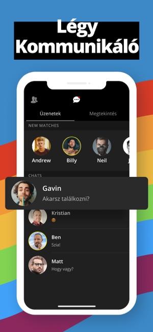 társkereső ado app store