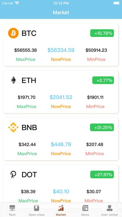 Chamox - Latest Info Market screenshot 3