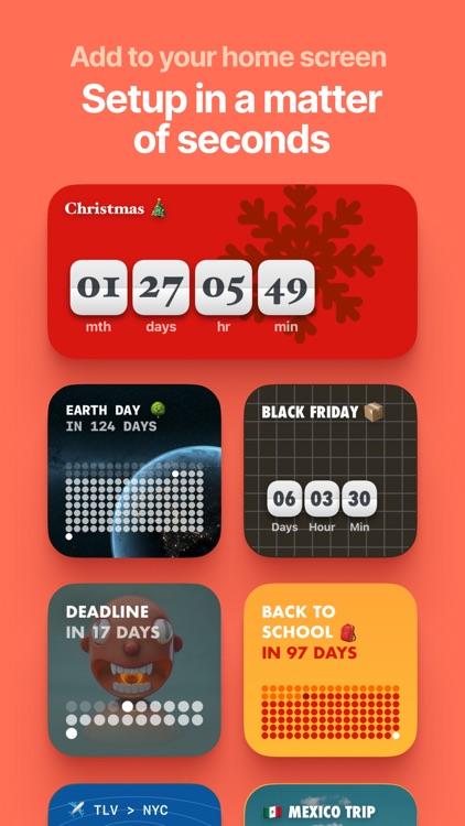 Countdown Widget Maker