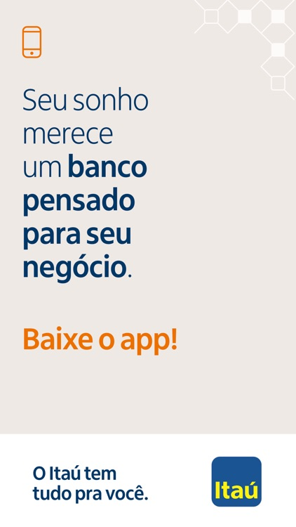Banco Itaú Empresas: MEI e PJ screenshot-7