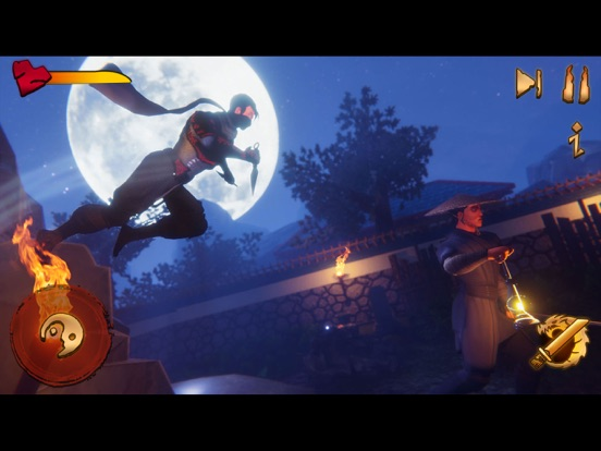 Shadow Ninja Assassin Game Ep4 screenshot 6