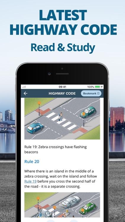 Car Driving Theory Test 2021 screenshot-8