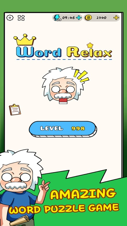 Word Relax: Happy Connect screenshot-0