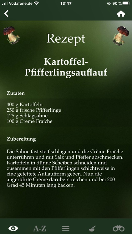 Pilze Sammeln + Bestimmen screenshot-5
