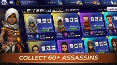 Assassin's Creed Rebellion for windows pc