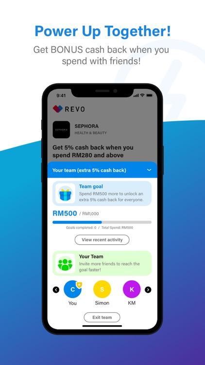 REVO Malaysia screenshot-3