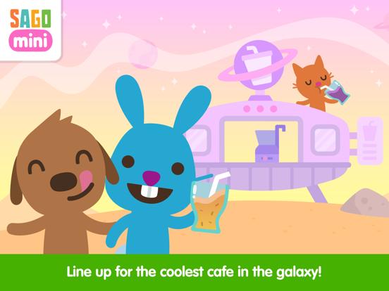 Sago Mini Super Juice Maker screenshot 7