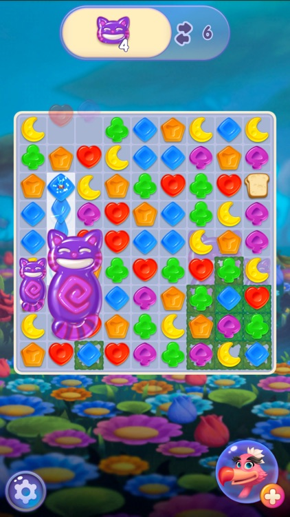 WonderMatch - Match-3 Puzzle screenshot-6