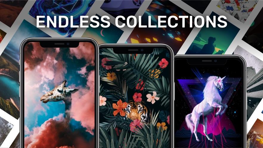 Walli - Cool Wallpapers HD App 截图