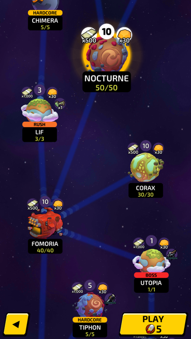 Impossible Space-Offline Game free Resources hack