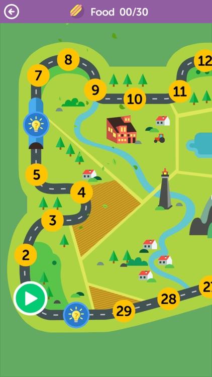 Word Search - Fun Word Puzzle screenshot-4