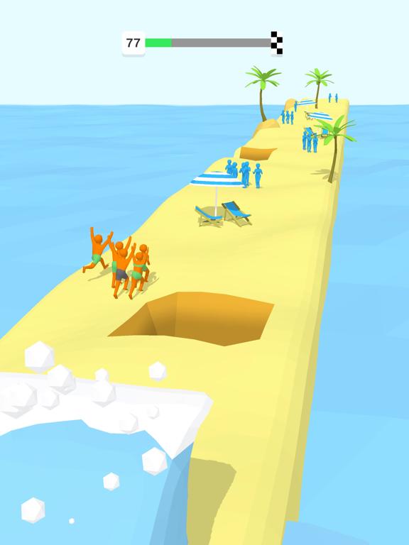 Beach Panic! screenshot 7