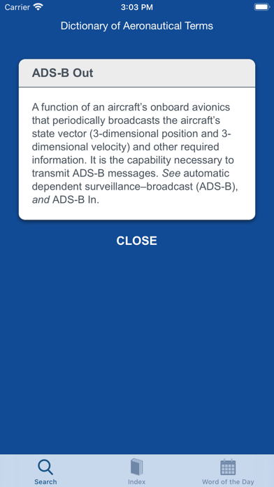 Aviation Dictionaryのおすすめ画像5