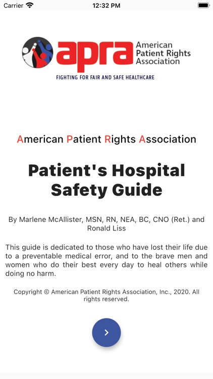 Patients Hospital Safety Guide