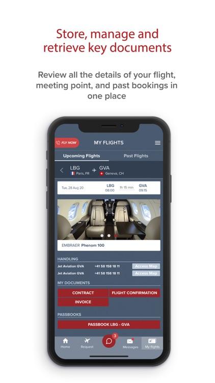 Private Jet Hire Charter Book screenshot-3
