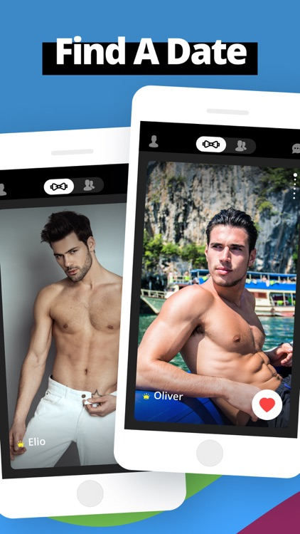 Gay Dating App - Video Chat screenshot-0