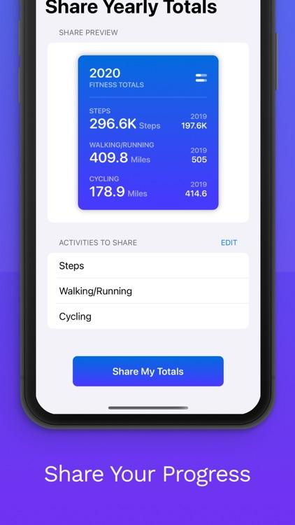 Fitness Totals screenshot-6