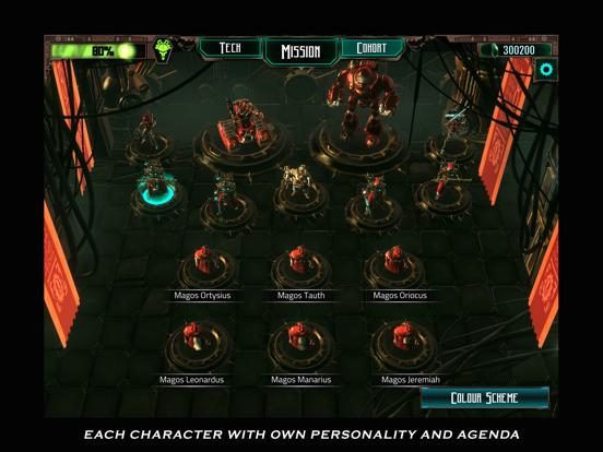 Warhammer 40,000: Mechanicus screenshot 2