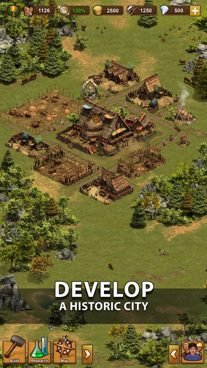 Forge of Empires: Build a City screenshot-0