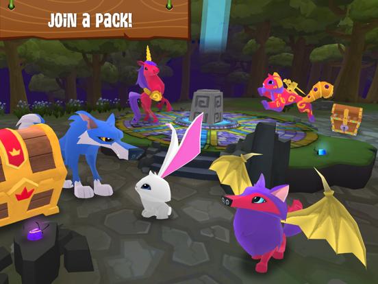 iPad Image of Animal Jam