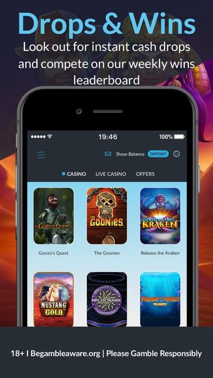 BetVictor: Online Casino Games screenshot-4