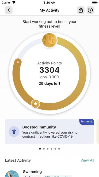Vitalis Member-App screenshot-3