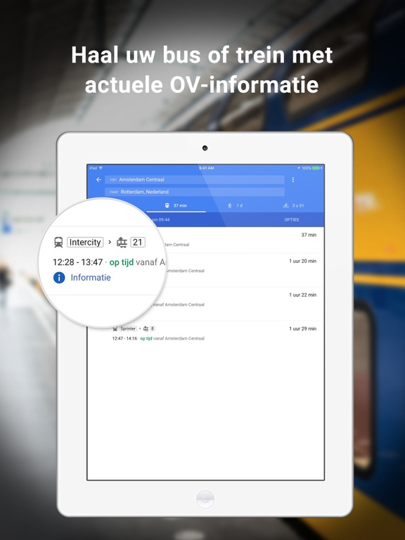 Google Maps - verkeer & routes