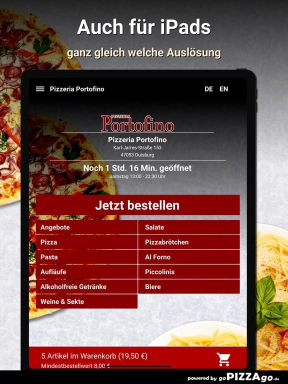 Pizzeria Portofino Duisburg screenshot 7
